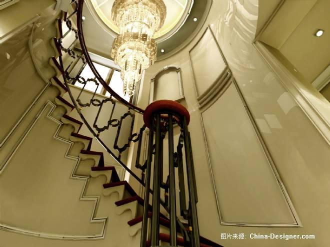 楼梯间-2-张敬峰的设计师家园:::艺术空间-中国建筑